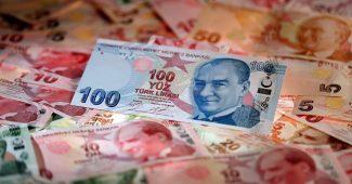 Turecko a peníze