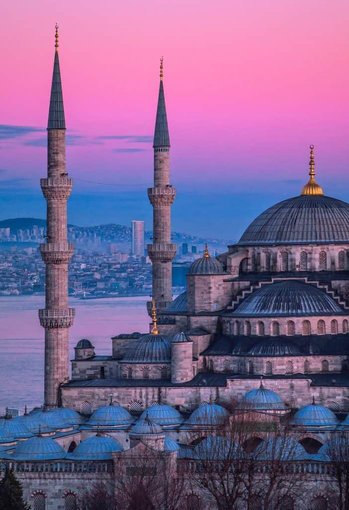 Turecko nabízí hodně krásných míst
